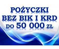 Pożyczki na oświadczenie! Bez BIK i KRD! Kujawsko-pomorskie