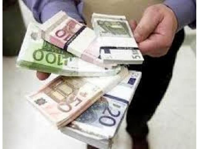 Pożycz pieniądze na najlepszych stóp procentowych
