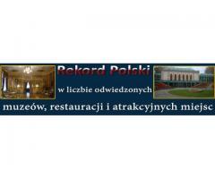 Rekord Polski w liczbie odwiedzonych muzeów, restauracji i atrakcyjnych miejsc