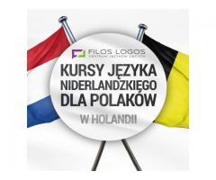 Kursy j. holenderskiego- od podstaw/ kontynuacja- Filos Logos Utrecht