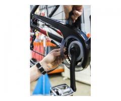 Produkcja rowerów stacjonarnych w Holandii