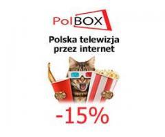 PolBox.TV polska telewizja za granicą!
