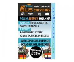 TENBUS***Busy do Niemiec i Holandii***510510825
